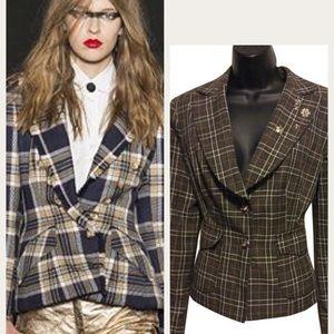 NP Jackets & Coats - NP Plaid Blazer